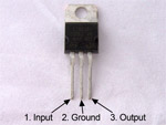 L7805 pinout