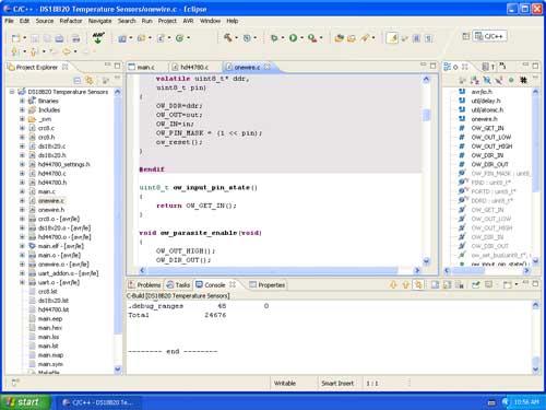 AVR Eclipse Environment on Windows