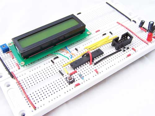 Reading and writing EEPROM