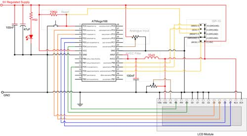 AD Converter Circuit