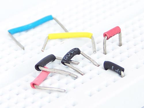 Breadboard Staples