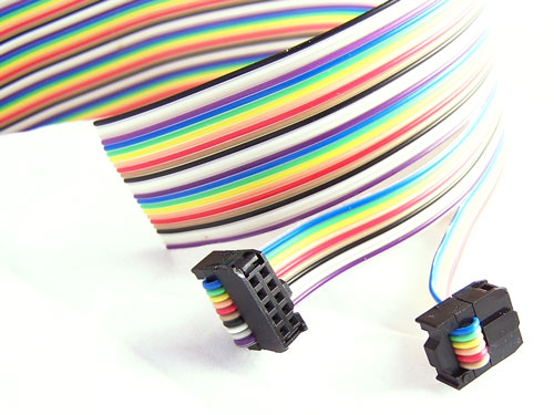 40 way ribbon cable