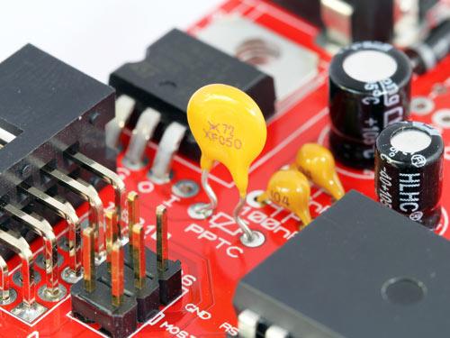 40 pin AVR Development Board