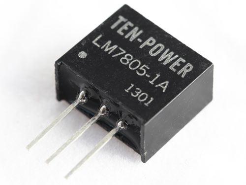 Switch Mode voltage regulators