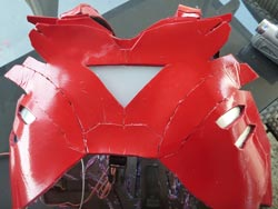 Iron Man suit Chest Section