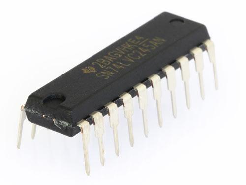 8 Bit Logic Level Converter